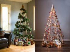 38 DIY CHRISTMAS TREE INSPIRATIONS TO GIVE THAT WOW FACTOR TO YOUR DECORATION…