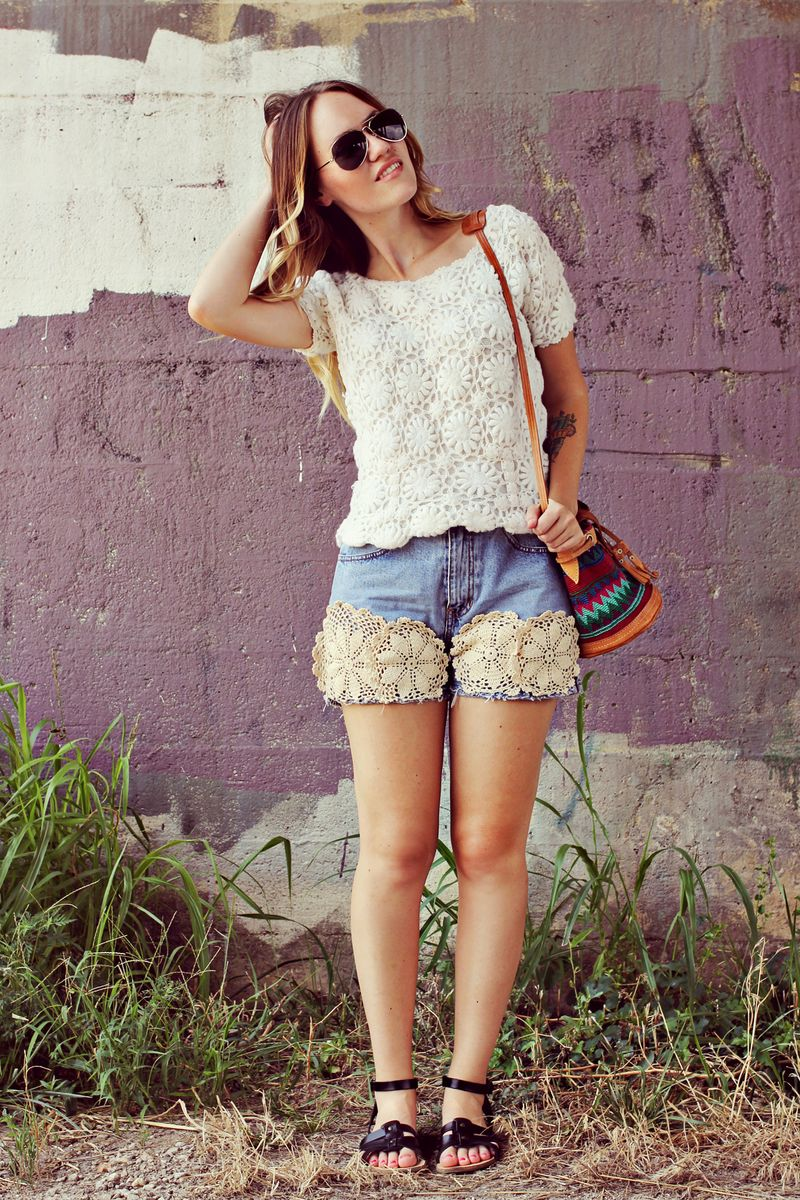 Chic and Stylish Shorts Outfit Ideas