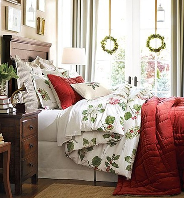BEDROOMS AT THE BEST FOR THE FESTIVE SEASON ...
