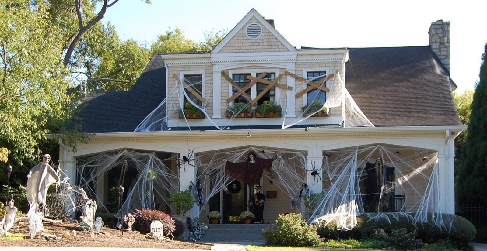 halloween outdoor inspirations