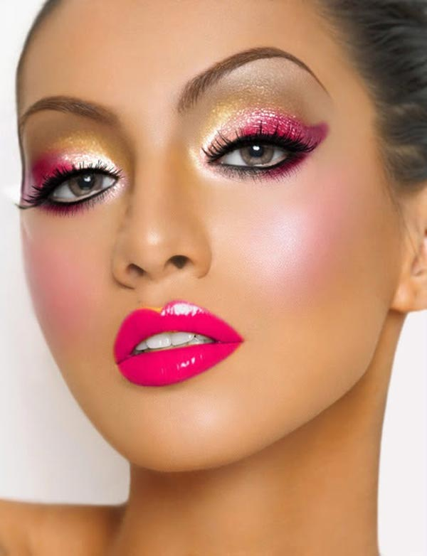 Christmas-2013-Makeup-Ideas_