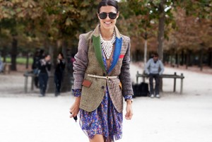SMART WAY TO STYLE SUMMER DRESSES IN THE FREEZING WINTERS …..