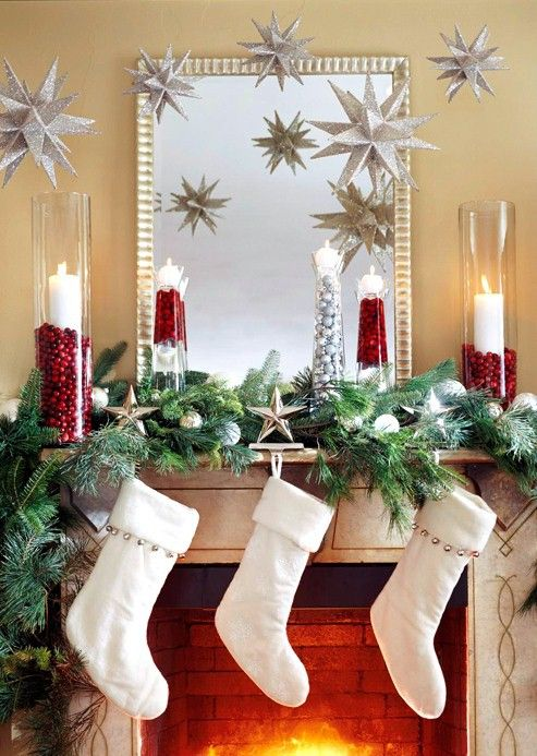 christmas-stockings-and-ideas-to-use-them-for-decor-12...b