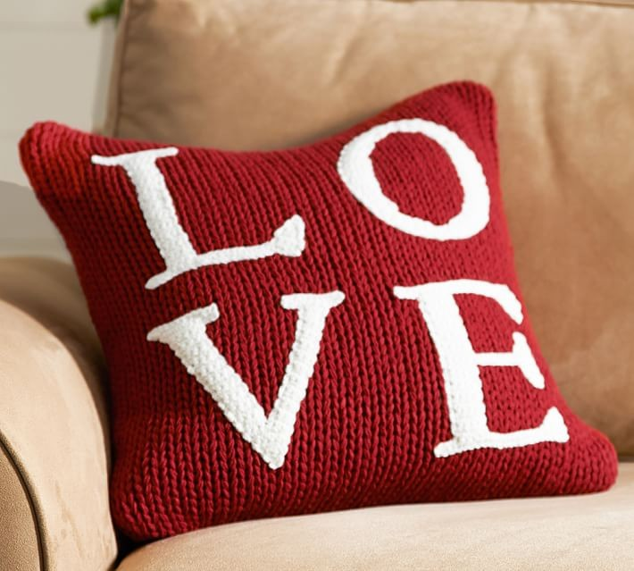 2014 christmas love sweater pillow cover - christmas pillows ideas