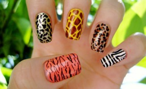 38 ANIMAL PRINT NAIL ART DESIGNS …..
