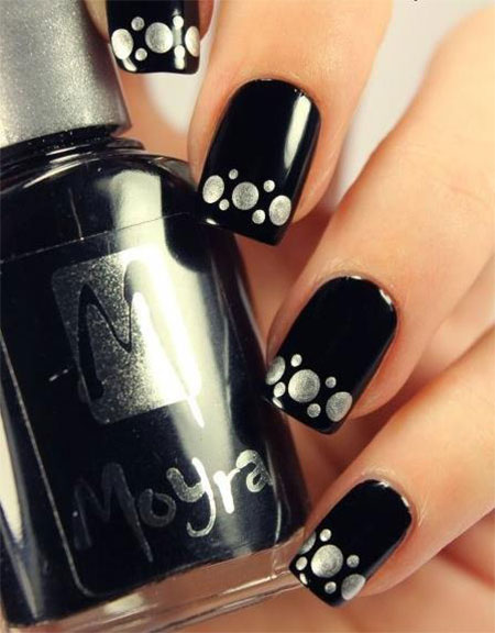 Easy-Black-Nail-Art-Designs-Ideas (1).