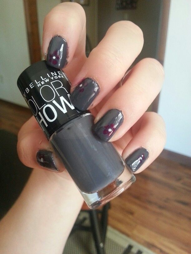 Gray-Nail-Art-Ideas-2.