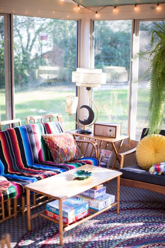 beautiful-boho-sunroom-design-ideas-15