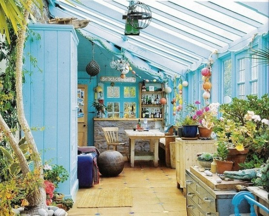beautiful-boho-sunroom-design-ideas-3
