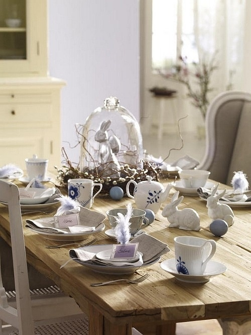 easter tablescape 5