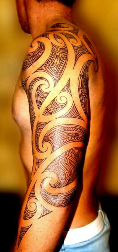 maori-tribal-sleeve-tattoo-tatouaz-maniki-2