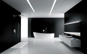 25 MINIMALIST BATHROOM DESIGN IDEAS……