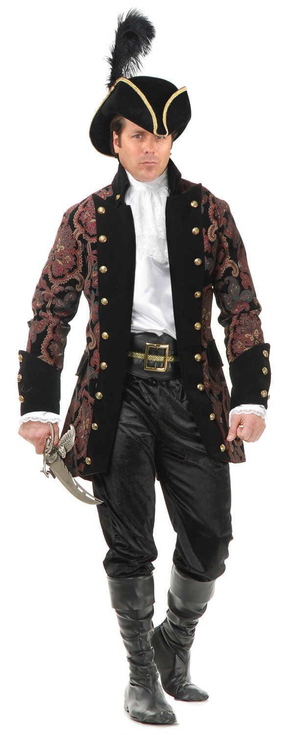 PIRATE COSTUME ...