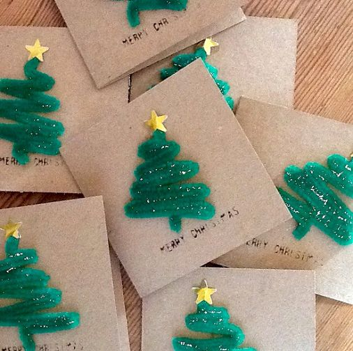 christmas-tree-craft-cards