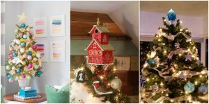 25 UNIQUE CHRISTMAS TREE TOPPERS TO COMPLETE YOUR CHRISTMAS TREE.